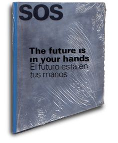 SOS - Sostenible Architecture - Magazine | Experimental Magazine | Every publication is designed to have a different angle, and when all the magazines are placed together, they resemble a sostenible house. | Designer: Guillem Casasús Xercavins | Barcelona, Spain | Image 4 of 14