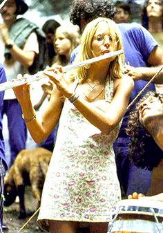 Girls of Woodstock, 1969