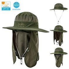 10e140de3f1 LCZTN Fishing hat for Men   Women