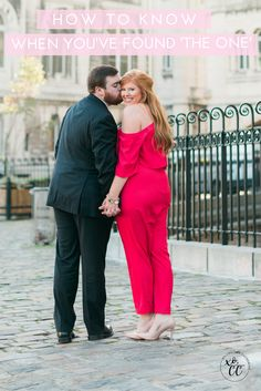 How to Know When You've Found the One | Wedding Wednesday - Xo, Chelsea Catherine