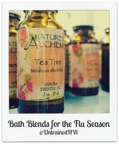 Bath Essential Oil Blends Recipes For The Flu Season » The Homestead Survival