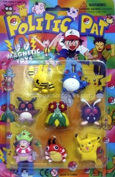 Politic Pat! | 21 Terrible Knock-Off Action Figures