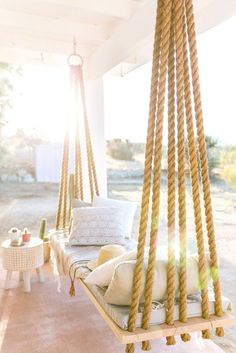Incredible Outdoor Living Spaces You Need to Know About - For the Home - Balcony Furniture Design House Plants Decor, Plant Decor, Outdoor Spaces, Outdoor Living, Outdoor Decor, Outdoor Pergola, Outdoor Patios, Modern Pergola, Backyard Pergola