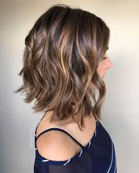 I want this lob hair !! My friend has this. Beautiful.