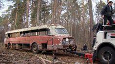 Abandoned Vehicles, Abandoned Cars, Veteran Car, Bus Conversion, Busses, Good Old, Aston Martin, Hungary, Budapest