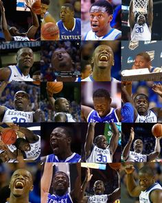 Many faces of Julius Randle