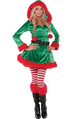Image result for images of female christmas elf
