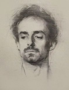 DRAWING • GILES LESTER charcoal on paper