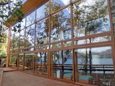 Proyecto PVC termopanel Lugar: Lago Calafquén. Región de la Araucanía - Chile PuntoDeco Proyectos