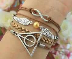 Harry Potter Bracelet! Love!