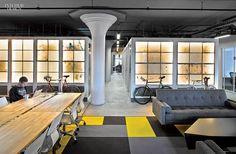 Desk Job: StudioSC Applies Local Vernacular to Brooklyn Desks Office Projects | Interior Design