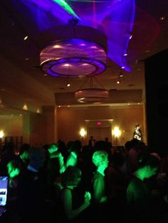 Fonix Entertainment DJ Lighting & Setups. www.fonixentertainment.com  Laser Effect!