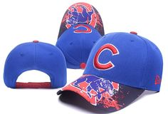 MLB Chicago Cubs New era Snapbacks Hats wholesale new fashion usa baseball  sports caps only  6 pc 813462e85615