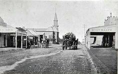Main St. Mornington 1913 Melbourne Victoria, Victoria Australia, Melbourne Suburbs, Historical Pictures, Melbourne Australia, Vintage Photographs, Old Photos, Past, Photo Galleries