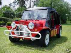 mini cooper moke | The manufacturing rights for the Moke were sold in 1990 to the Italian ...