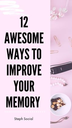 Are you forgetful? How to improve your memory, naturally! How to improve memory and focus. Brain exercises for memory. Memory boosting foods. How to memorize things. Life hacks. self improvement tips. Personal Development. personal growth. Productivity tips. How to be more productive. Healthy daily habits. Daily routine schedule. Ways to improve yourself. Memory Boosting Foods, Self Development, Personal Development, How To Better Yourself, Improve Yourself, Self Help Group, Dealing With Difficult People, Brain Tricks, Learning Techniques