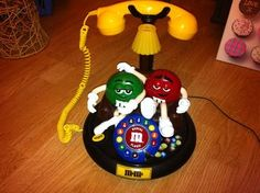 M & M phone Telephone, Birthday Candles, Logos, Fun, Wish, Objects, Phone, Logo, Hilarious