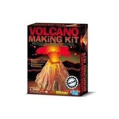 Toysmith Volcano Making Kit (Toy)