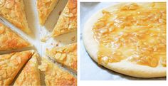 Lemon And Ginger  לימון וג'ינג'ר: בלוג אוכל ישראלי: לחם בציפוי שקדים וחמאה