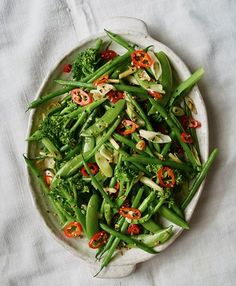 eat your greens - Creation and direction: smith and village, photography by Craig Robertson, food styling by Angela Boggiano
