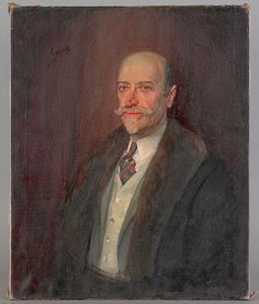 Edward Alfred Cucuel (American, 1875-1954), two