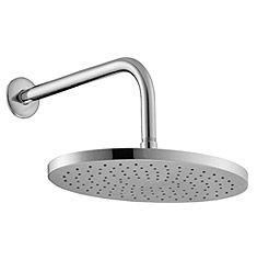 Regadera Redonda Antisarro 20 Cm Cromo Imagen Prinl Home Depot Mx 599 Bathroom Faucetsmaster