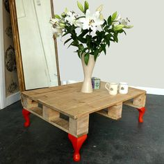 90 Ideas For Making Beautiful Furniture From Upcycled Pallets - Style Estate -#at_pco=cfd-1.0