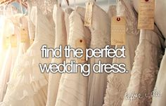 "Sadly i have!! then someone bought it :( stupid ""say yes to the dress"" !!!!!"