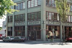 Roadside's Seattle Restaurant Recommendations | Elysian Brewery via Flickr