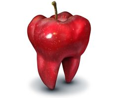 Яблочный зуб #стоматология #dentistry