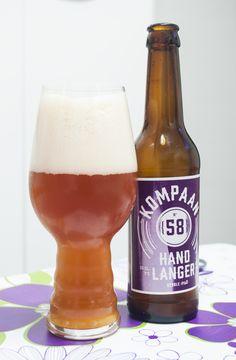 Kompaan 58 Handlanger. Imperial IPA. 8.2