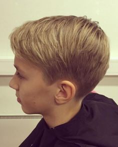 Cool Hairstyles For 11 Year Olds 1000 Ideas About Boy Haircuts On Boy Hairstyles Click the image now for more info. Modern Boy Haircuts, Cute Boys Haircuts, Cool Hairstyles For Boys, Boy Haircuts Short, Little Boy Hairstyles, Haircuts For Fine Hair, Beautiful Hairstyles, Children Hairstyles, Short Hairstyles