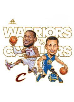 The Finals NBA Basketball Party, Basketball Funny, Basketball Players, Basketball Drawings, Sports Drawings, Caricature From Photo, Golden State Warriors, Warriors Vs, Black Love Art