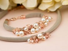 Oh the possibilities! ~ Falling in Love Jewelry Set