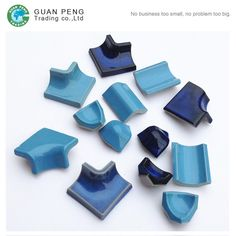 Check out this product on Alibaba.com APP Bullnose Ceramic Curved Tile Corner Trim For Swimming Pool