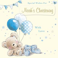 Personalized Greeting Cards, Personalised Baby, New Baby Greetings, Baby Cards, Christening, New Baby Products, Boys, Baby Boys, Senior Boys