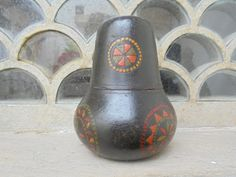 Indian Vintage Jain Monk Water Pot and Cup. by Lallibhai on Etsy