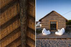 CASA AREIA -Architects: Aires Mateus  Location: Comporta, Grândola, Portugal Collaborator: Humberto Fonseca