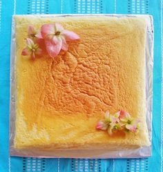 Jess-KITCHEN-Lab: Best ever Japanese Cotton Cheesecake