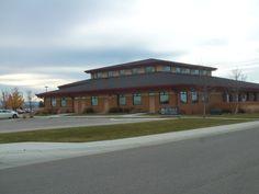 PT 973 NOV 13 IDAHO STATE JOB SERVICE BUILDING, CALDWELL IDAHO.