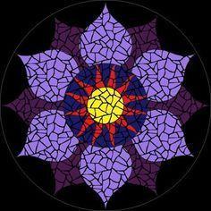 Resultado de imagen para mosaic mandalas