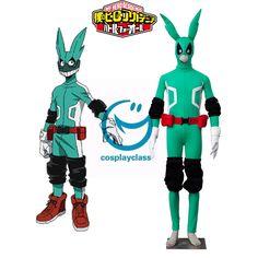 My Hero Academia Battle for All Midoriya Izuku Green Fighting Uniform Anime Cosplay Costume  #myheroacademia #midoriyalzuku #cosplay #costume