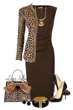 251 Best Animal Print Dresses images in 2019  5ad71fd59