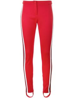 GUCCI high waisted stirrup trousers. #gucci #cloth #trousers