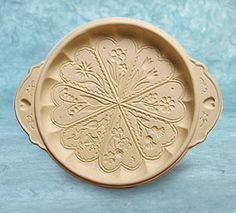 Meadow Flowers Shortbread Pan, Home Decor Miscellany Celtic Food, Bday Gifts For Him, Sorry Gifts, Scottish Gifts, Meadow Flowers, Beltane, Irish Recipes, Shortbread, St Patricks Day