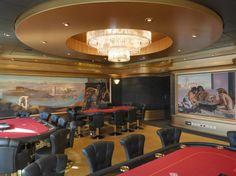 #MSCFantasia soba za #poker
