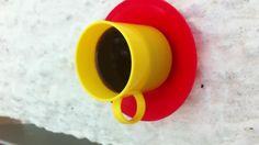 #Yellow #coffee