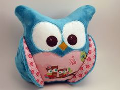 We love April's owls!