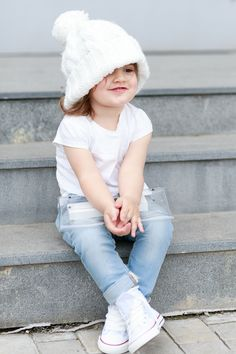 FRICHIC » Kaira Says... Little White Riding Hood kids fashion, kids style frichic.com