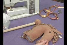 How to Attach Hobby Horse Head to Stick Stick Horses, Teddy Bear Toys, Cheap Hobbies, Horse Pattern, Hobby Photography, Hobby Horse, Crafts For Boys, Sewing Toys, Horse Head